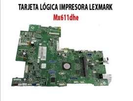 Venta de tarjeta lógica Lexmark 611