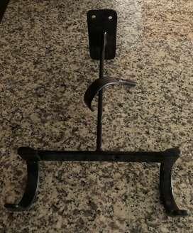 Base para colgar bicicleta