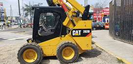 Minicargadores Caterpillar CAT 262D