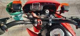 Honda bross2006