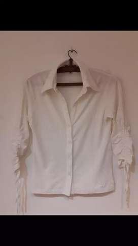 Camisa algodon talle M