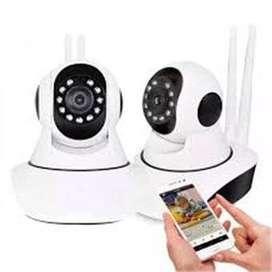 Cámara Ip Wifi Seguridad Nocturna 360