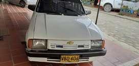 Automóvil Chevrolet Chevette modelo 95 papeles al día