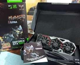Nvidia Gtx 1060 6gb en excelentes condiciones
