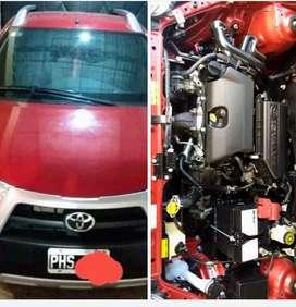 Vendo Toyota Etios cross