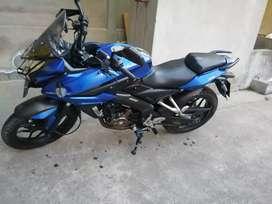 Se vende moto pulsar As 200 perfecto estado