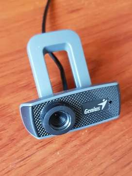 Webcam Genius Facecam 1000x | Hd 720p | Zoom 3x