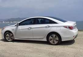 Hyundai Sonata, 2.4 fulllll, automático, asientos de cuero, única dueña