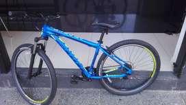bicicleta todo terreno scott
