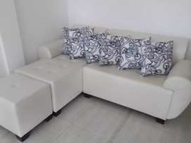 Salas muebles