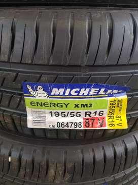 MICHELIN ENERGY XM2 196/55/16