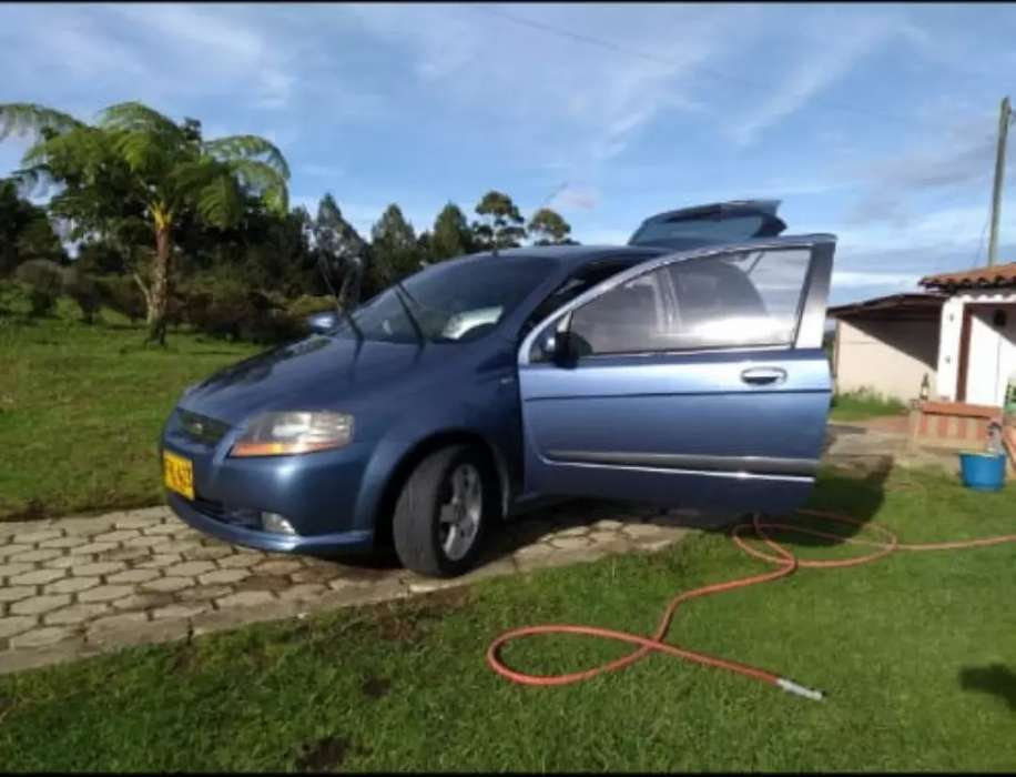 aveo gti limited