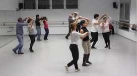 Clases de baile de Bachata o Salsa..!