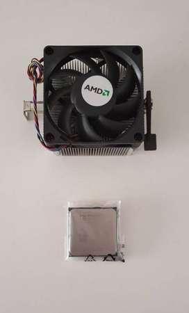 AMD Phenom ll X4 965 Black Edition Socket AM3 Con Cooler original. Igual a nuevo HardKonnen