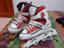 Se venden patines semi profesionales~ negociables