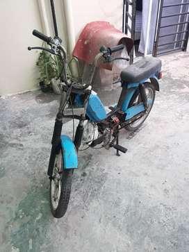 Ciclomotor Puma 50 Cc con Papeles!!