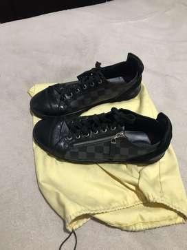 Zapatos louis vuitton talla 10.5