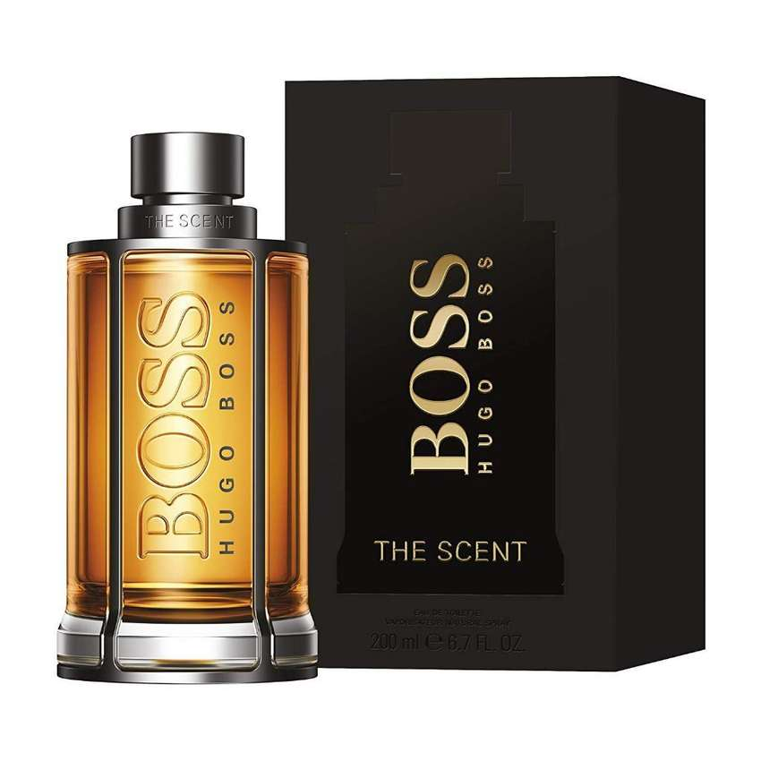Loción Hugo Boss The Scent 200ml Origina 0