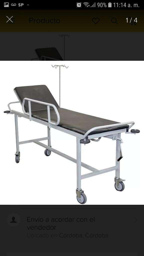 Camilla Hospitalaria 0