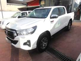 Toyota NEW HILUX 2.4 CD 4X4 - 2019 ($51.500)