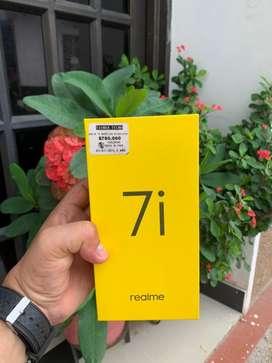 Realme 7i nuevo