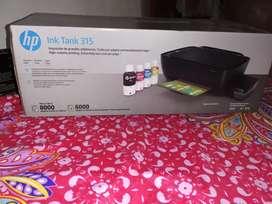 Impresora HP inkjet 315
