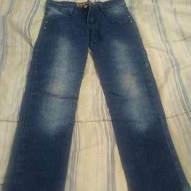 Pantalon de Jeans de Niña Talle8