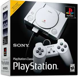Consola classic playstation Sony SCPH-100R/3003870 - Gris Electrodomes