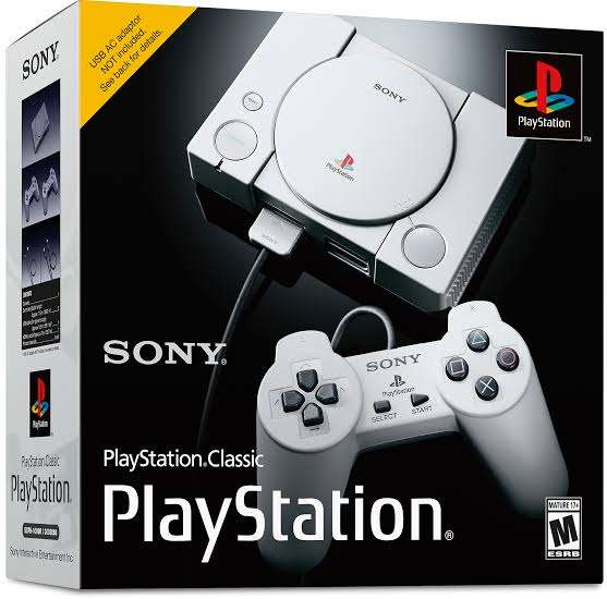 Consola classic playstation Sony SCPH-100R/3003870 - Gris Electrodomes 0