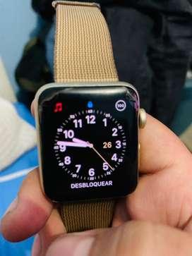 Vendo o cambio apple watch serie 2 dorado