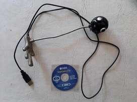 CAMARA CON PUERTO USB MSI STARCAM 370I