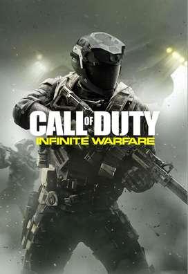Vendo Call of Duty Infinite Warfare