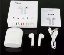 Auriculares airpods i7s tws bluetooth