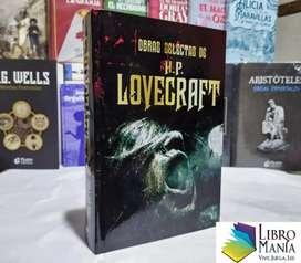 Obras selectas de H. P. Lovecraft