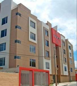 Arriendo Departamento en Edificio Torres Mirador I Loja