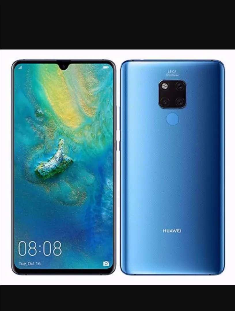 Huawei mate 20 excelente estado 0