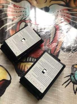 Cajas para pilas de control xbox