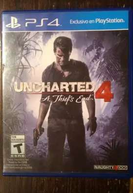 Juego para PlayStation 4