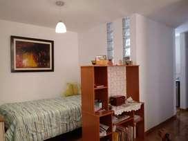 Bonito espacio compartido en departamento  ( no es habitación es un espacio)