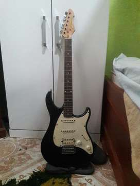 Guitarra Electrica vendo o cambio