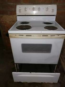 Whirlpool APROVECHE COCINA ELECTRICA