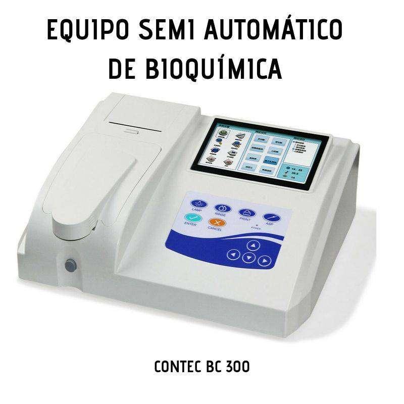 Contec Bc 300 - Equipo de bioquímica 0