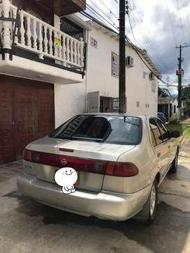 Vendo nissan sentra modelo 1998.. $11'500.000