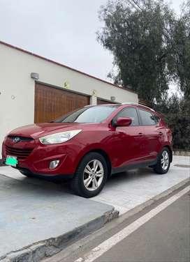 Se vende camioneta Hyundai Tucson