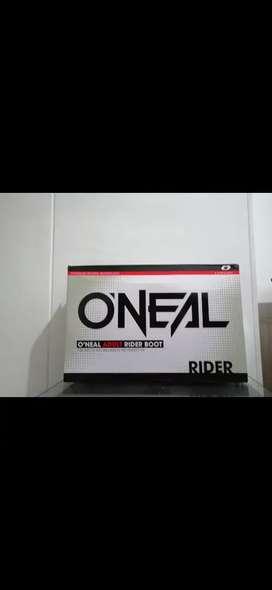 Botas para moto marca Oneal originales , talla adulto. Totalmente nuevas.