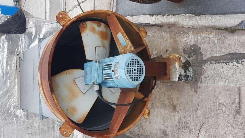 EXTRACTOR EMOTORS 50cm de diametro. 0