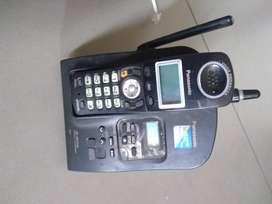 Teléfono inalámbrico Panasonic - FUNCIONA