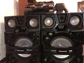 Panasonic max 9000 sonido bestial