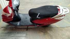 Vendo Moto Honda Elite 125 cc