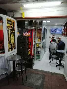 Se vende cigarreria
